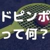 めっちゃ楽しいスポーツ「バドピンポン」って何だ!?