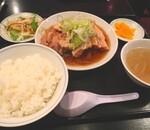 北品川で中華料理開に出没!中華風家庭料理でランチ!メニュー・料金・混雑の詳細