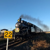 コストコのアンモボックスと真岡鉄道のSLと久しぶりのランニング