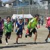 加木屋コミュニティ運動会④ 二人三脚、パン食い競争、ボール運び