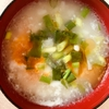 電子レンジで作る超絶簡単中華風たまご雑炊