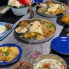 2021❤︎母の日は本格的な南インド料理でホームパーティー