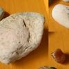 ひすい海岸で拾った石達