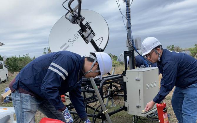 「そのとき、つながるということ」 東日本大震災から10年、進化し続けるソフトバンクの災害対策