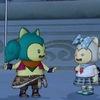 DQ10で7月のテンの日にチムメンと遊んだよー!