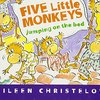 【57】子供に大人気!一緒にハモって数字に強くなれる英語の歌「5 Littele Monkys」(英歌詞・和訳付き)