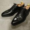 黒靴「Old Bollini」