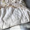 ベビー、子どもの冬の布団は羽毛よりシルクの真綿布団