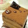 ケーキ (プリザーブドフラワー ハートローズ)