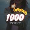 smogbomは1000記事を迎えました!