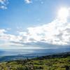 ハワイ島 キラウエア火山 強くまっすぐに流れる女神ペレのエネルギー
