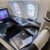 ブリティッシュエアウェイズ B787-9 ファーストクラス BA073 ロンドン→アブダビ 搭乗記 2017年