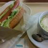 ドトールコーヒーショップ「レタスドック」「桜香る ホワイトショコラ・ラテ」