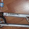 最高峰キックボード xootr を購入したので手順とかまとめとく