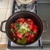 トマトと私とパセリ、時々牛タン。