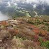ようやく紅葉の見頃がスタート 1日目は磐梯山