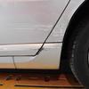 ボルボ V70 BB系 T4 SE(ドア・ボデーサイドシル・リヤフェンダー)キズ・ヘコミの修理料金比較と写真 初年度H26年