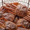 蟹の大きさと目安