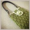 編み図|携帯ケース
