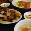 中華料理屋さんに通う。