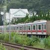 東急5080系5182F甲種輸送 at 神武寺(待機中)