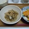ゴボウとツナの炒め煮