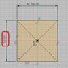 パラメトリックな正十二面体