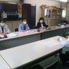26日、県保険医協会と懇談。コロナの影響で3割以上の減収が8割に