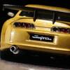 【モデルインプレッション】 Ignition Model 1/64 Toyota Supra RZ (JZA80/Gold)
