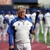 WBSCプレミア12韓国代表、選手28名集合  尚武と練習試合