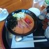 砂川七番・泉体育館【カフェ ド ラ・ブーム】自家製パスタラーメン ¥980