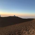 ハワイ島では真夏から一気に真冬へ逆戻り、マウナケア山頂へ!!