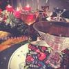 saki家のおうちクリスマスディナー