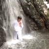 【失恋フェス】振られた記念に滝行キメてきた【滝が肘を呼んでいる】