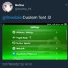 PS Vita、カスタムフォント その2