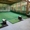 今日は久しぶりにゴルフの練習!