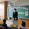 入学式⑤ 教室で