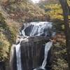 2019年11月4日,袋田の滝の紅葉情報