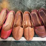 ジャイプール観光5 「風の宮殿」も良いが女はやっぱり靴のショッピング!