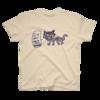 6日休む猫 Tシャツ