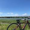 クロスバイクで荒川サイクリングロードを行く!葛西臨海公園で海も見たよ!