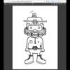 pdf.jsをつかってPDFの内容をcanvasにレンダリングする
