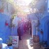 モロッコ女子旅~青い街シェフシャウエンへ日帰り現地ツアーに参加~