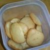 白身のクッキー