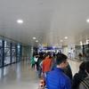 上海浦東のターミナルが異なるエアラインの乗り継ぎで2時間を切るのは自殺行為です。