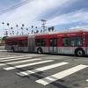 ロサンゼルスのバス事情
