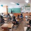 2年生:学級の時間 3学期の係決め