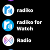 radiko for Watch