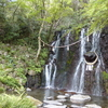 箱根湯本、天成園の玉簾の滝に行ってきました。