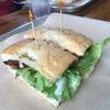 北谷砂辺にある「five star dell」サンドウィッチを食べ来た